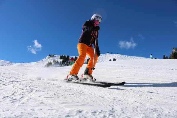 Ski Instructor Training Course in the UK