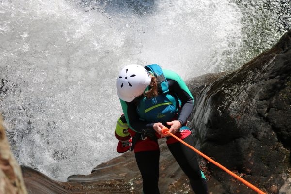 canyoning in the great glen & Fort William