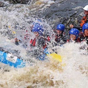 Great Glen White Water Rafting