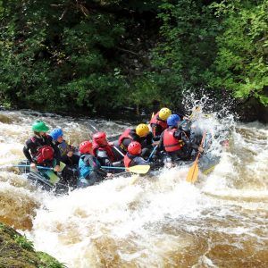 Great Glen White Water Rafting