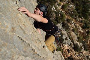 instructor training climbing
