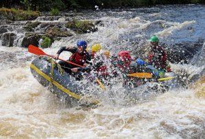 instructor training rafts