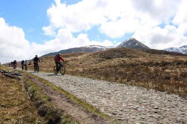 mountain bike journeys in Scotland