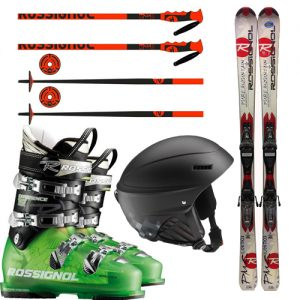 Skiing equipment