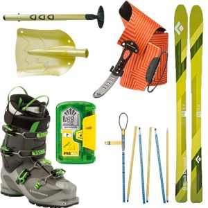 Ski Touring Equipment