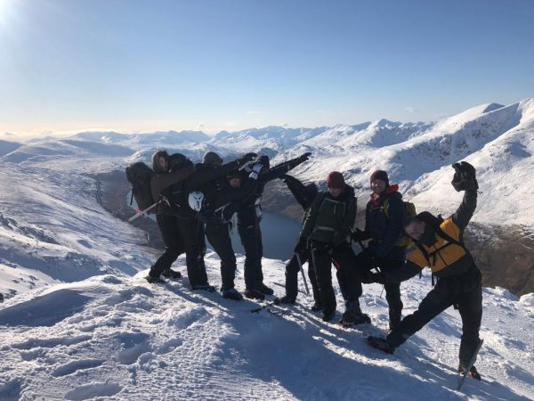 Winter skills summit