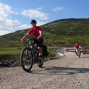Gold DofE mountain biking expeditions, training, practice and qualifier
