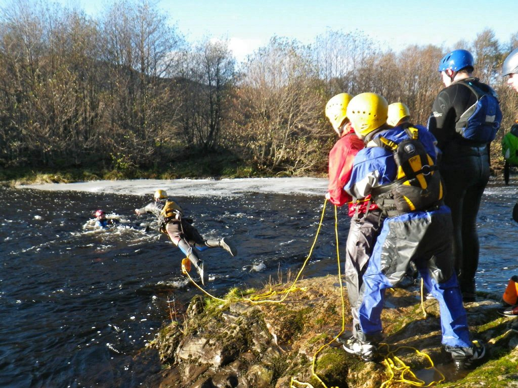 steps to becoming an outdoor instructor