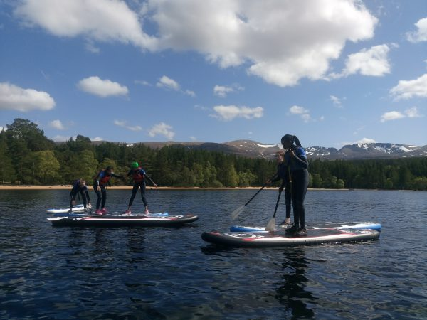 second hand & used stand up paddleboards for sale in aviemore && the Cairngorms