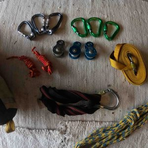 Whitewater Pulley Systems