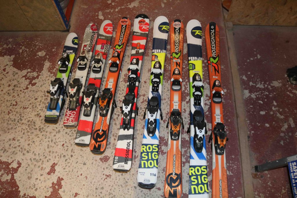 Second hand skis for sale in aviemore & the cairngorms