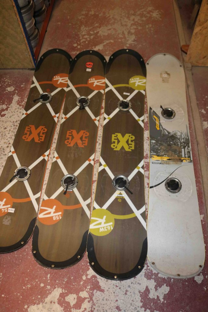 Second hand snowboards for sale in aviemore & the cairngorms