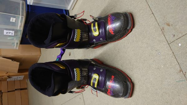 Second hand ski touring boots