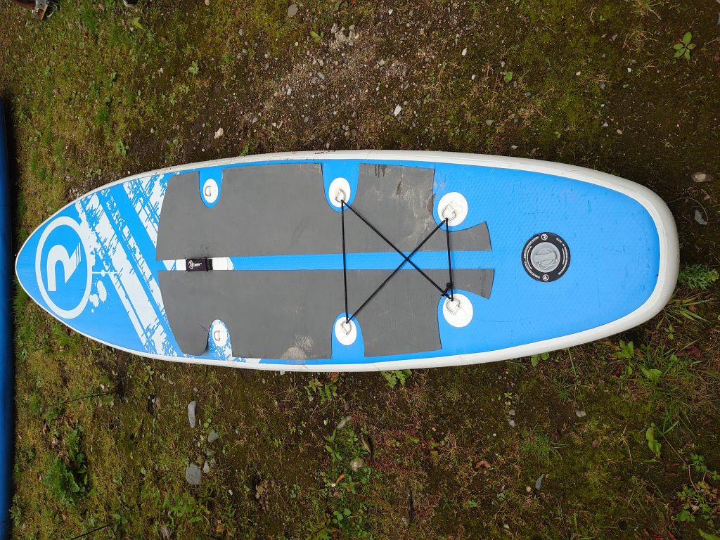 Second hand stand up paddleboard in aviemore, the cairngorms, scotland