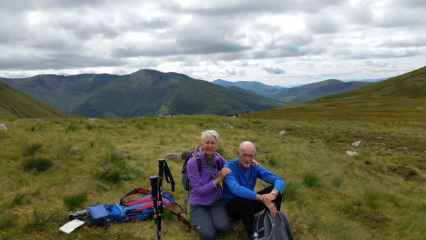 Guided ascent of Ben Nevis