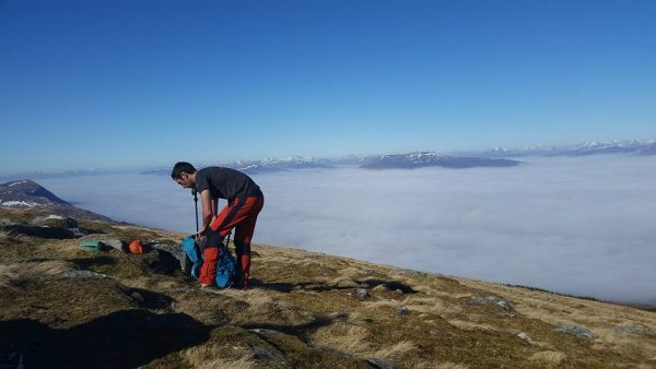 Grey Corries Circuit inversion