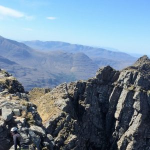 Liathach guided traverse