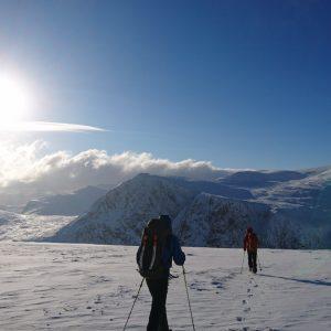Top Tips for walking in winter