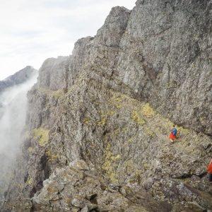 Cuillin Ridge Traverse