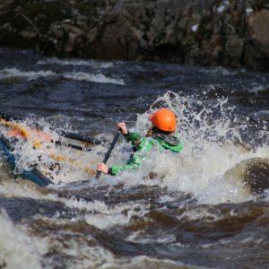 Findhorn Canoe Descent