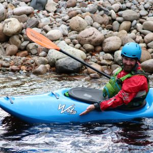 Kayaking in Ayrshire