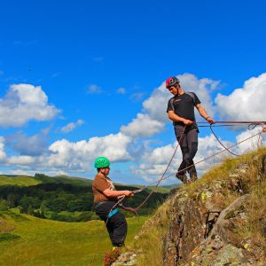 Mountain sports Ayrshire
