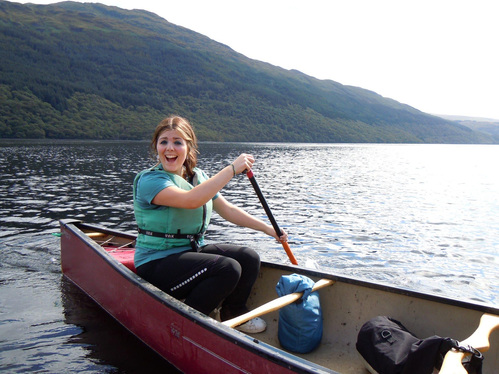 Great Glen Canoe