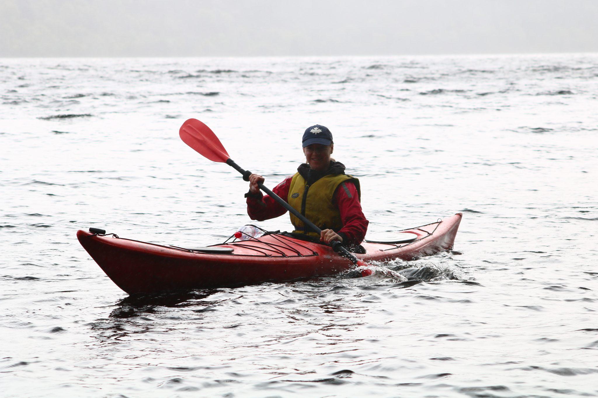 Great Glen Way Adventure Sea Kayak Loch Ness