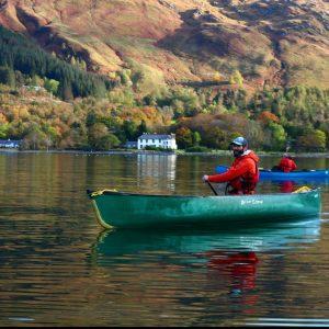 Open Canoe & kayak Journeys