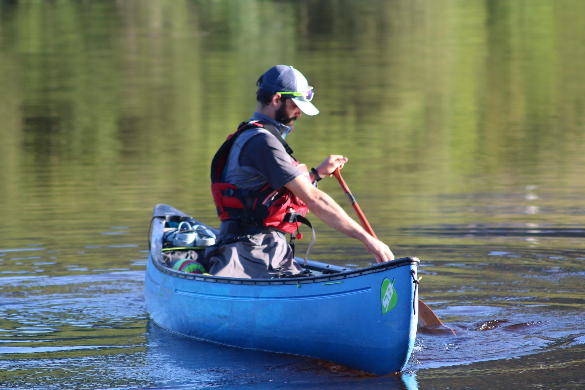 Great Glen Canoe Loch Oich