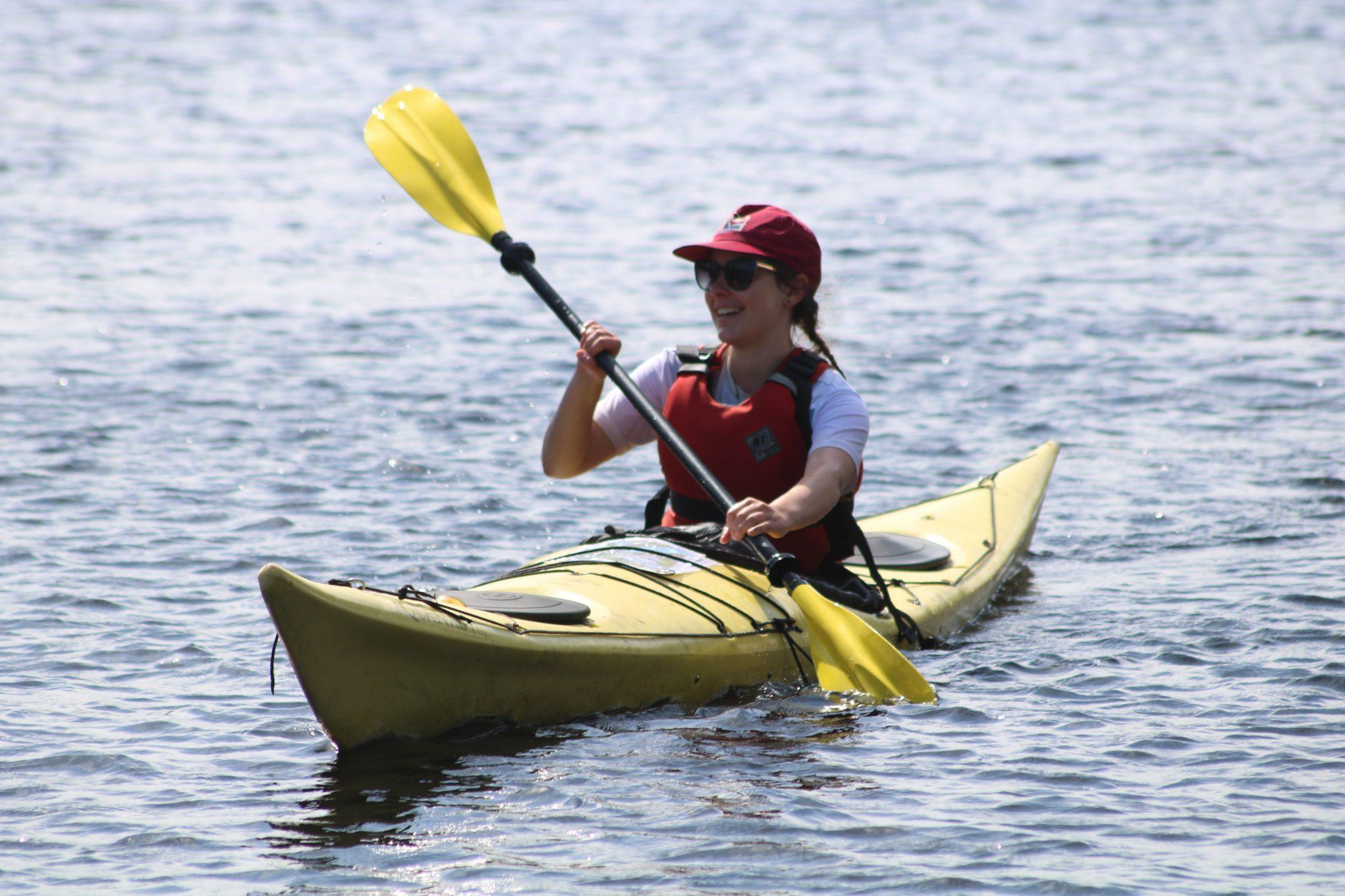 Great Glen Way Adventure Sea Kayak