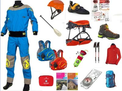 outdoor instructor training course kit